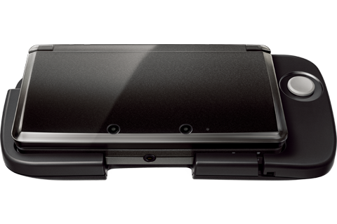 3DS on dock