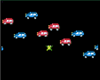 Tutorial]How to make a simple game in Python: