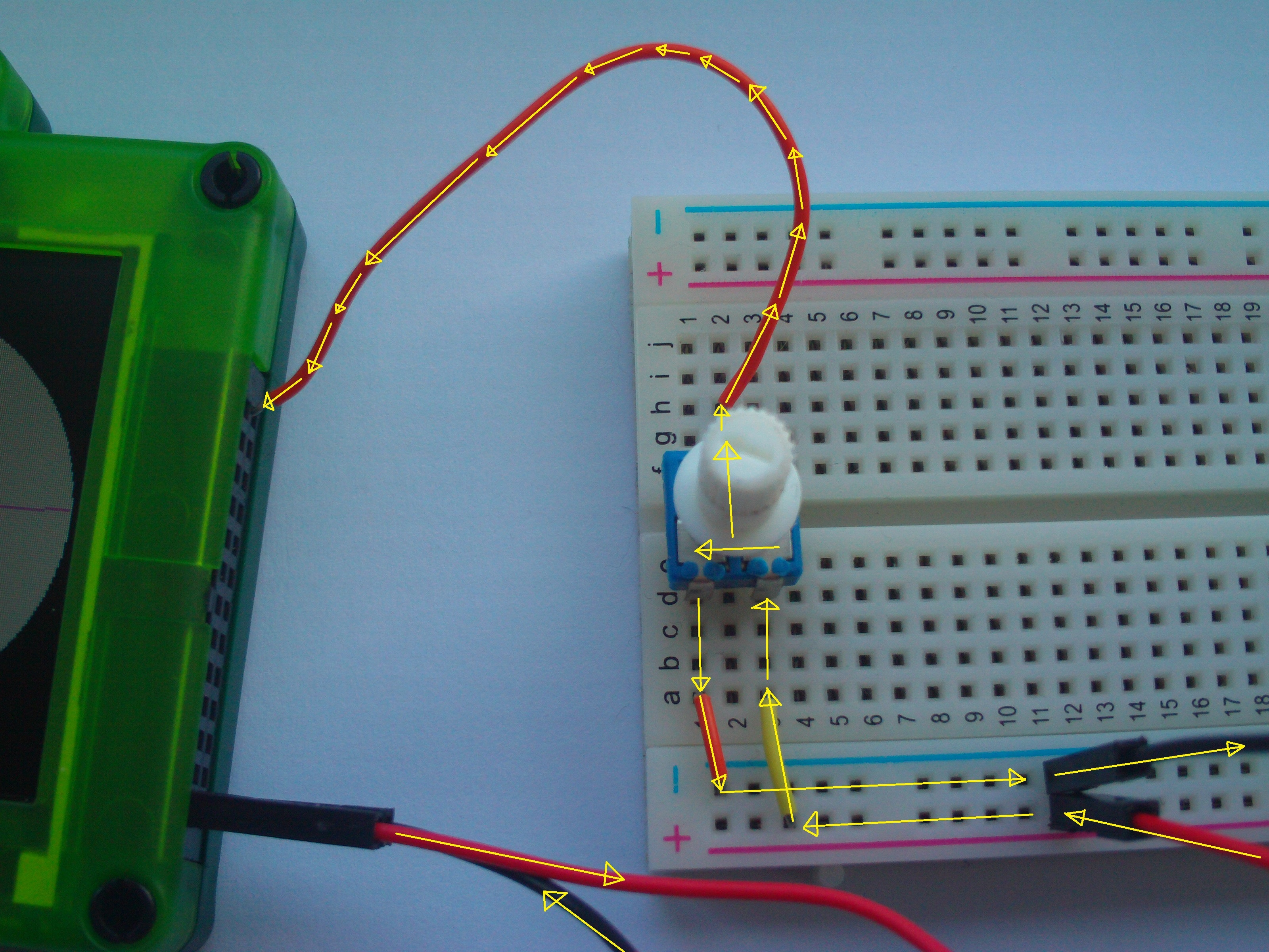 Wiki][Draft] Using The PEX 03 - Potentiometers And Analogue Input ...